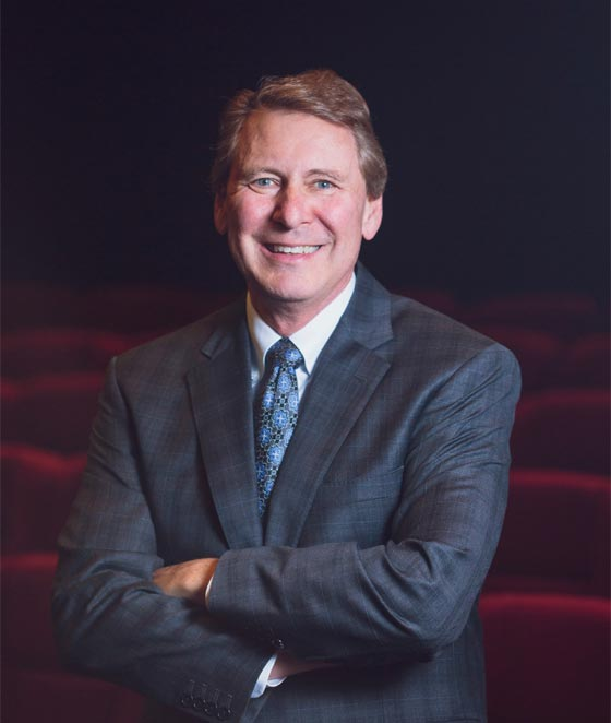 B&B Theatres, President & CEO Bob Bagby