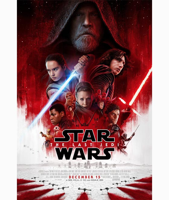 Walt Disney Studios Motion Pictures, Star Wars: The Last Jedi